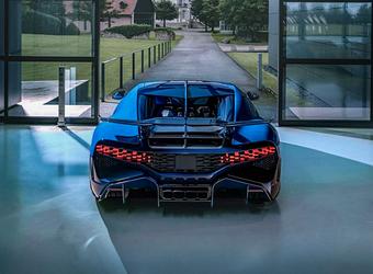 Siêu xe triệu đô Bugatti Divo cuối cùng về tay khách hàng