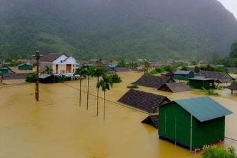 Quảng Bình: Dự án di dân khẩn cấp... kéo dài 8 năm chưa xong