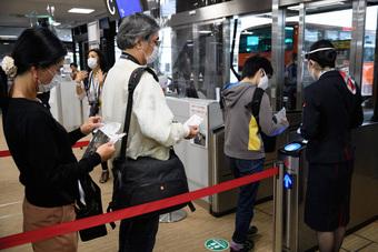 Sân bay quốc tế Narita thử nghiệm hệ thống nhận diện khuôn mặt
