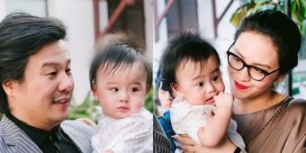 Những cặp song sinh nhà sao Việt được yêu mến