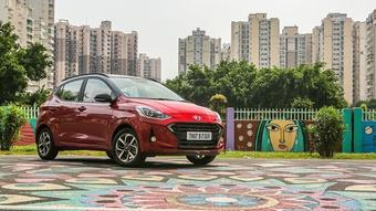Những thay đổi trên Hyundai Grand i10 2021 sắp ra mắt tại Việt Nam