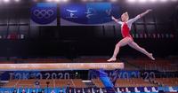 Thiên thần Thể dục dụng cụ mang thành công về cho nước Nga