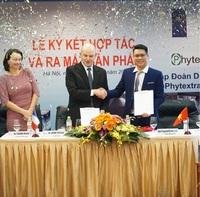 Tập đoàn dược phẩm Phytextra (Pháp) ra mắt thương hiệu Kenpharma tại Việt Nam