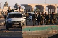 Giao tranh ác liệt ở Syria, 19 người chết