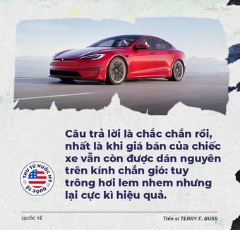 Thư từ nước Mỹ: Tôi đã ngậm ngùi gạt cái tên Tesla Model S ra khỏi ý nghĩ chỉ bằng 1 phép tính đơn giản như thế nào?