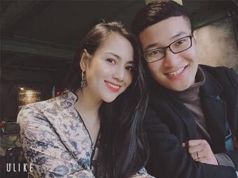 Trong phim ''Hương vị tình thân'' làm vợ sắp cưới của shark Long, ngoài đời Việt Hoa có chuyện tình ra sao?