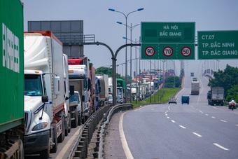 Phải xây dựng quy trình vận chuyển hàng hóa bài bản do dịch còn phức tạp
