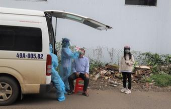 Lâm Đồng: Phát hiện 4 người trong gia đình nhiễm Covid-19