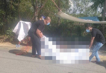 Ra kênh bắt hến, 2 mẹ con ở TP Thủ Đức đuối nước tử vong