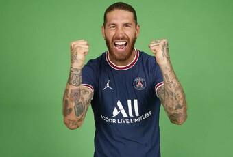 Tới PSG, Sergio Ramos chỉ thẳng sao muốn được làm đồng đội