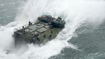 [ẢNH] Thân nhân lính Mỹ thiệt mạng kiện hãng thiết kế thiết giáp lội nước AAV7