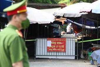 Hà Nội: Người phụ nữ tử vong trước khi phát hiện mắc SARS-CoV-2, Thủ đô thêm 45 ca dương tính