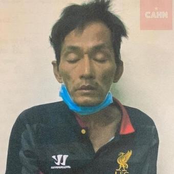Đối tượng có 4 tiền án đi trộm cắp bị người dân bắt giữ