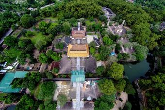 Lăng vua triều Nguyễn duy nhất được công nhận Di sản Văn hóa Thế giới