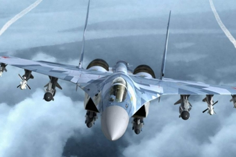 Tiêm kích Su-35S của Nga bốc cháy và bị rơi, bí ẩn nào phía sau?