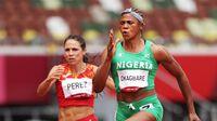 Vận động viên điền kinh đầu tiên bị loại khỏi Olympic Tokyo 2020 vì sử dụng doping