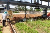 Độc đáo ''con tàu tự động'' trồng rau hữu cơ