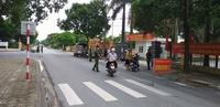 Hà Nội: Xử phạt hơn 1.400 trường hợp vi phạm trong ngày thứ 11 giãn cách xã hội