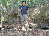 Chàng trai 9x với đam mê nghiên cứu, bảo vệ các loài bò sát