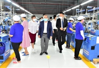 Thừa Thiên Huế: Chỉ số công nghiệp 4 tháng đầu năm tiếp tục tăng