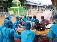 """Myanmar trên bờ vực trở thành """"quốc gia siêu lây nhiễm Covid-19"""""""