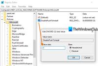 Cách tắt tính năng cài đặt ứng dụng từ xa trên Windows 10