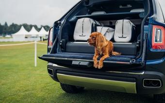 Rolls-Royce Cullinan với gói nâng cấp dã ngoại kiểu siêu giàu
