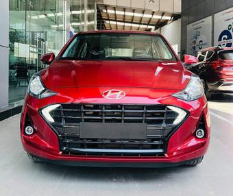 Hyundai Grand i10 bản 2021 giá dự kiến tăng 30 triệu đồng
