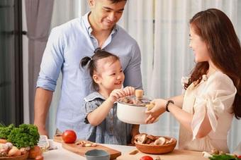 Thực đơn dinh dưỡng tăng cường sức đề kháng trong mùa dịch