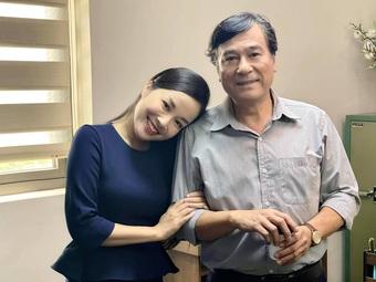 15 năm Nhật ký Vàng Anh, Minh Hương từ ''con'' hóa bạn gái NSND Mạnh Cường