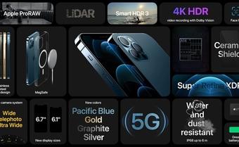 Giá iPhone 12 mới nhất tháng 8/2021 các phiên bản