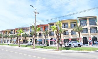 Bất động sản Phan Thiết ''nóng'' theo dự án sân bay Long Thành