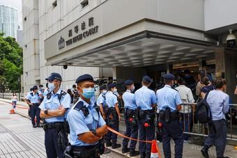 Người đầu tiên bị kết án 9 năm tù theo luật an ninh quốc gia tại Hồng Kông