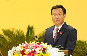 Hải Dương có tân chủ tịch tỉnh