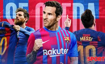 Chi tiết hợp đồng Messi ký với Barca đến năm 40 tuổi