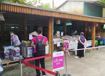 AEON Việt Nam tiếp tục triển khai bán hàng lưu động tại Hà Nội