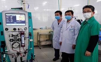 JICA hỗ trợ cung cấp trang thiết bị y tế khẩn cấp cho Bệnh viện Chợ Rẫy