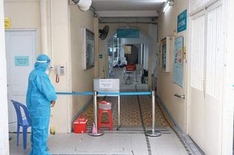 Bên trong bệnh viện điều trị nhiều sản phụ mắc Covid-19 nhất TP.HCM
