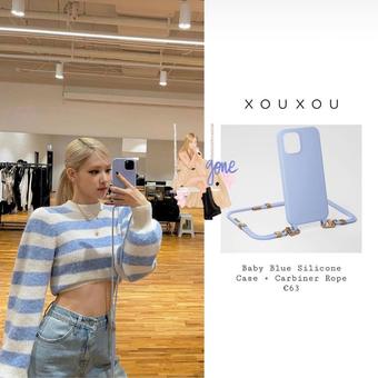 """Rosé (BLACKPINK) sở hữu mẫu ốp iPhone với thiết kế cực """"độc"""", nghe giá mà muốn """"xỉu ngang"""""""