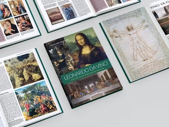 Ra mắt ''Leonardo da Vinci: Cuộc đời và tác phẩm qua 500 hình ảnh''