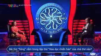 Ai Là Triệu Phú ra câu hỏi liên quan đến kỳ thi tốt nghiệp, tưởng có đáp án trong vòng 1 nốt nhạc nhưng lại khiến người chơi ra về đầy tiếc nuối