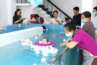 Mô hình hồ vô cực PamperMe cho bé sơ sinh