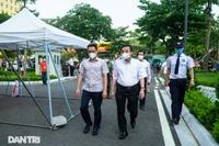 Phó Thủ tướng: Hà Nội đang có thời gian để bình tĩnh xử lý mọi tình huống