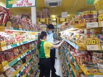 Quản lý thị trường Tiền Giang tăng cường kiểm soát thị trường, không để đầu cơ, tăng giá