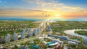 Lợi thế vị trí của đại đô thị Sun Grand Boulevard ở Sầm Sơn