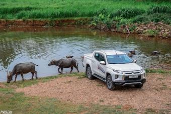 Mitsubishi Triton - Hơn cả một chiếc bán tải