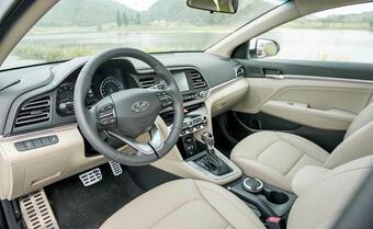 Giá xe Hyundai Elantra mới nhất tháng 7/2021 đầy đủ các phiên bản
