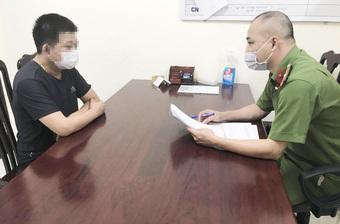 Tài xế xe cứu thương chở đôi nam nữ từ Nghệ An ra Hà Nội bị phạt 35 triệu đồng