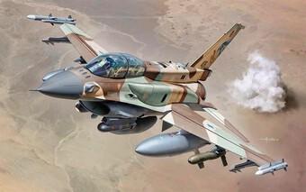 [Info] Tại sao F-16I lại trở thành máy bay chủ lực Israel trong không kích Syria