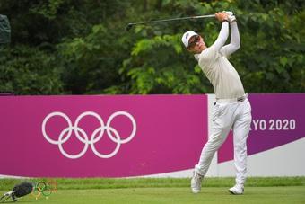Golfer Thái Lan khởi đầu ấn tượng tại Olympic Tokyo 2020